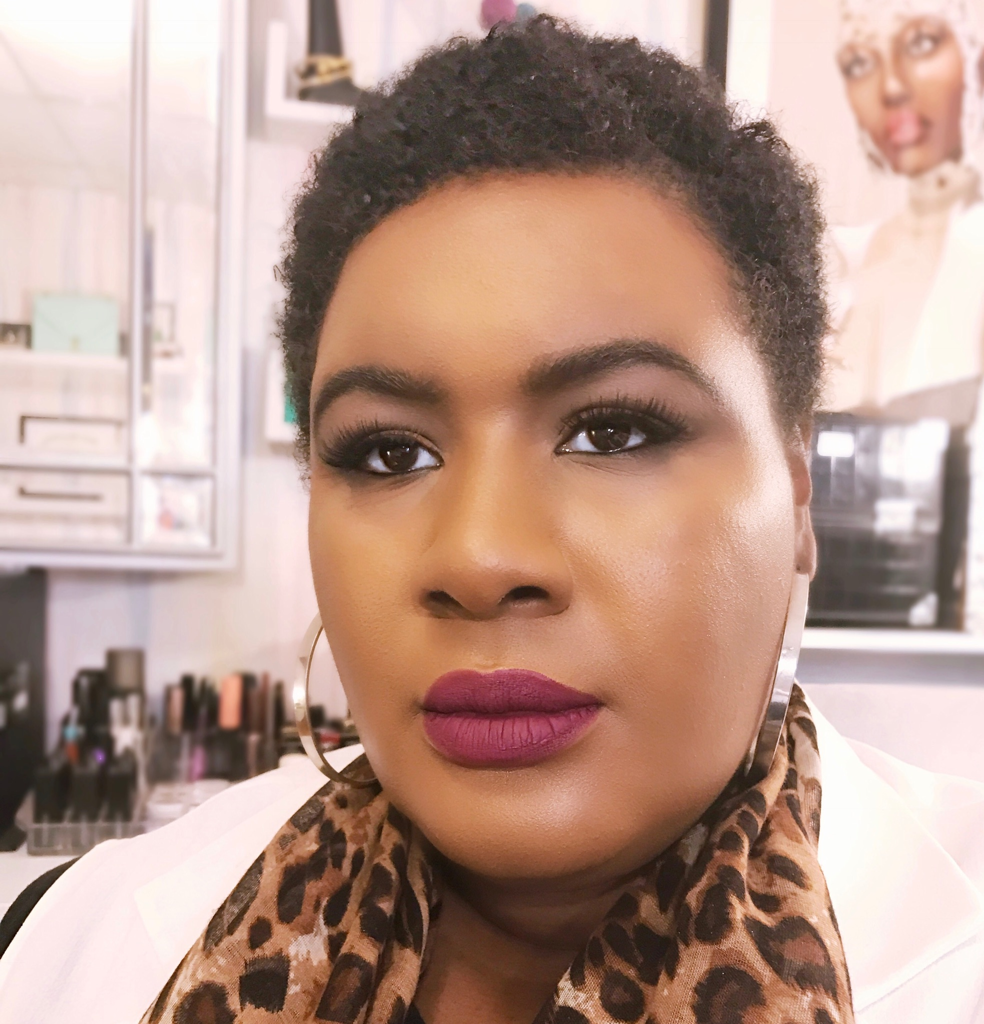 Short Haircuts For African American Women With Natural Hair